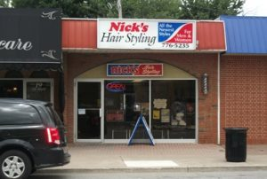 Nick's Barber Shop