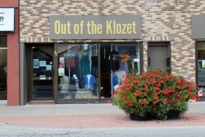 Out of the Klozet