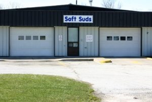 Soft Suds Car Bath