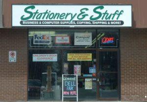 Stationery & Stuff